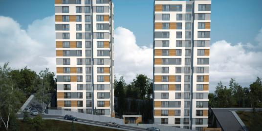 Hasbahçe Evleri İstanbul Avrupa / Kağıthane